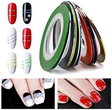 DIYネイルアート ピングスポン デザイン 装飾ファッション ツール ブラシネイルスタン ステッカードットペン ジプッシャーツー_画像5