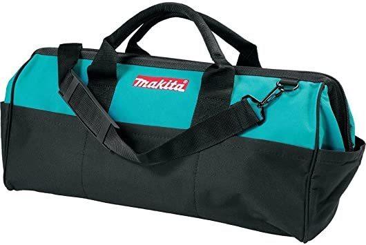 横×高さ×奥行 工具差し入れ Makita 約53cm×27cm×23cm マキタ 道具袋 ツールバッグ 工具バッグ 大口収納_画像1