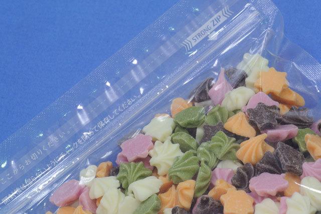 キスチョコレート【送料込】(たっぷり500g)|お花のような貝殻のようなチップチョコ♪キッスチョコはこれ!お酒のおつまみチョコに♪_画像3