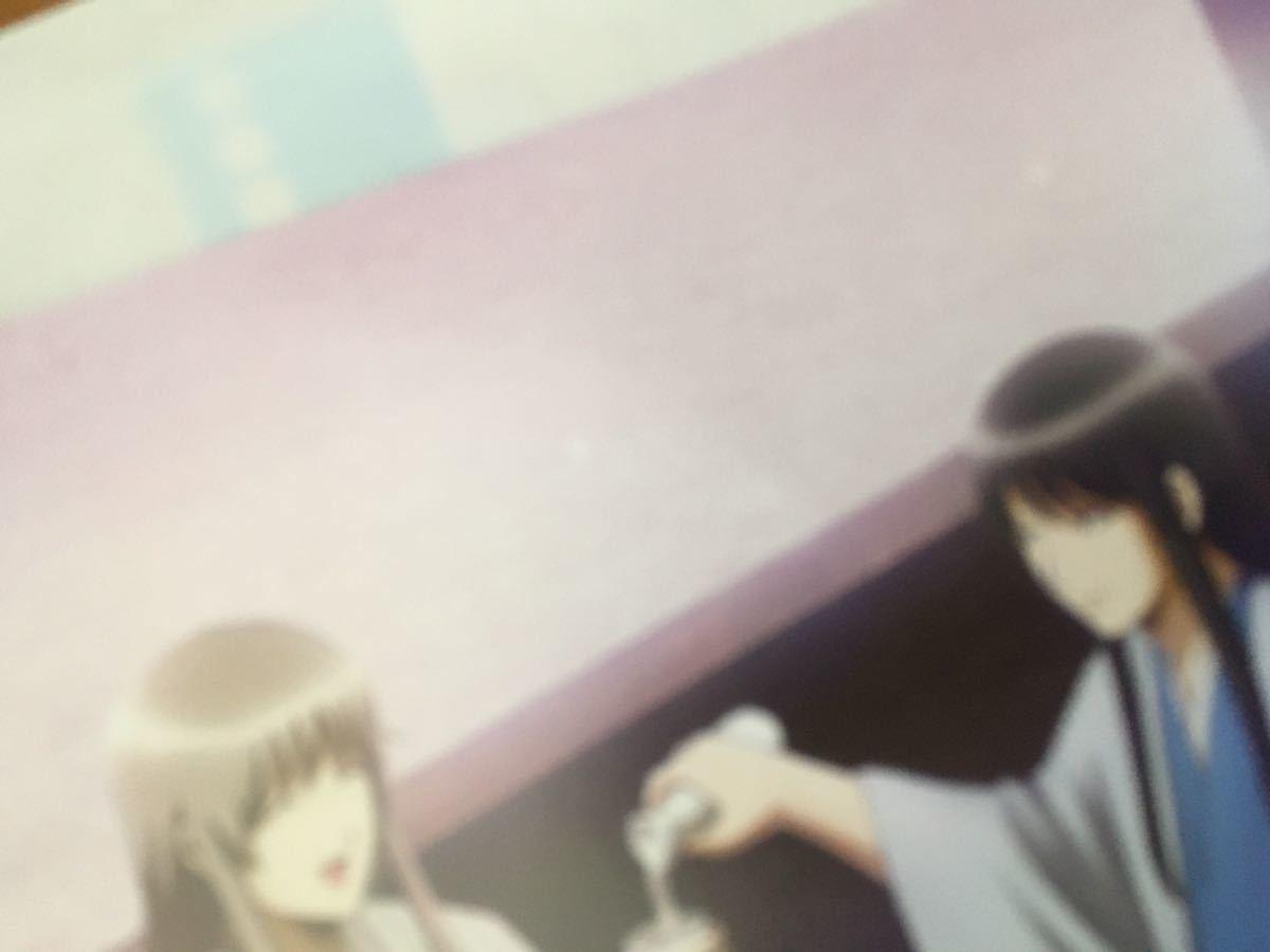 送料無料 劇場版 銀魂 THE FINAL 第8週 入場者特典 もしもこんなシーンがあったら イラストポスター 来場者特典 最後の万屋 ファイナル_画像4