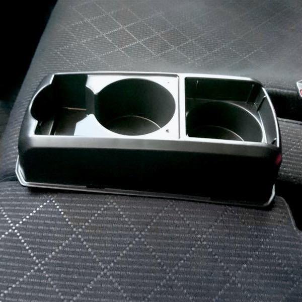 ホンダ N-ONE対応 ベンチシート隙間 ドリンクホルダー 収納付き ブラック JG1/JG2 G/L/4WD/2トーン/ツアラー/スタンダードモデル等 Nワン_画像1