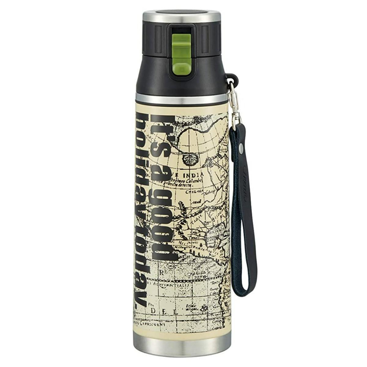 水筒 ステンレスボトル スポーツボトル 携帯用  魔法瓶 800ml