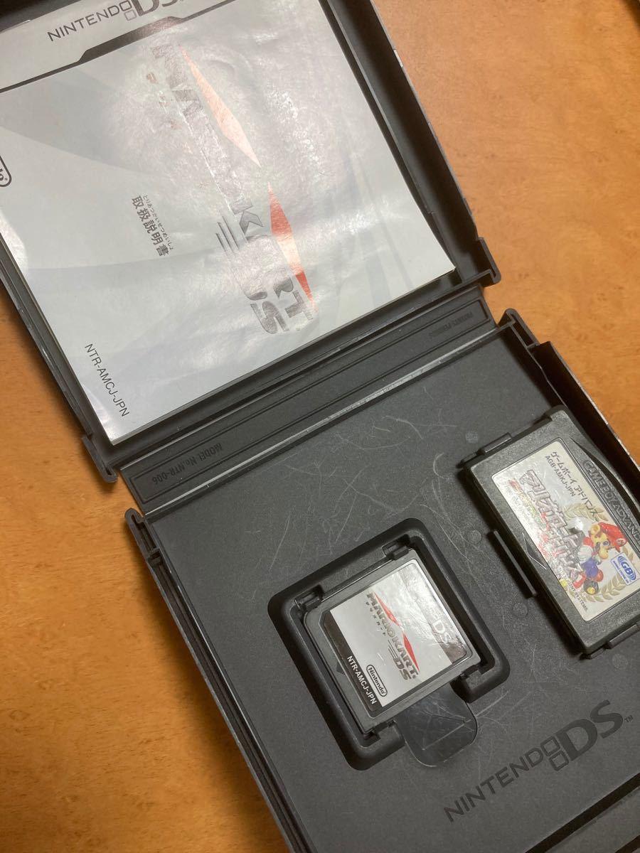 マリオカート DS +マリオカートアドバンズ カセットのみ