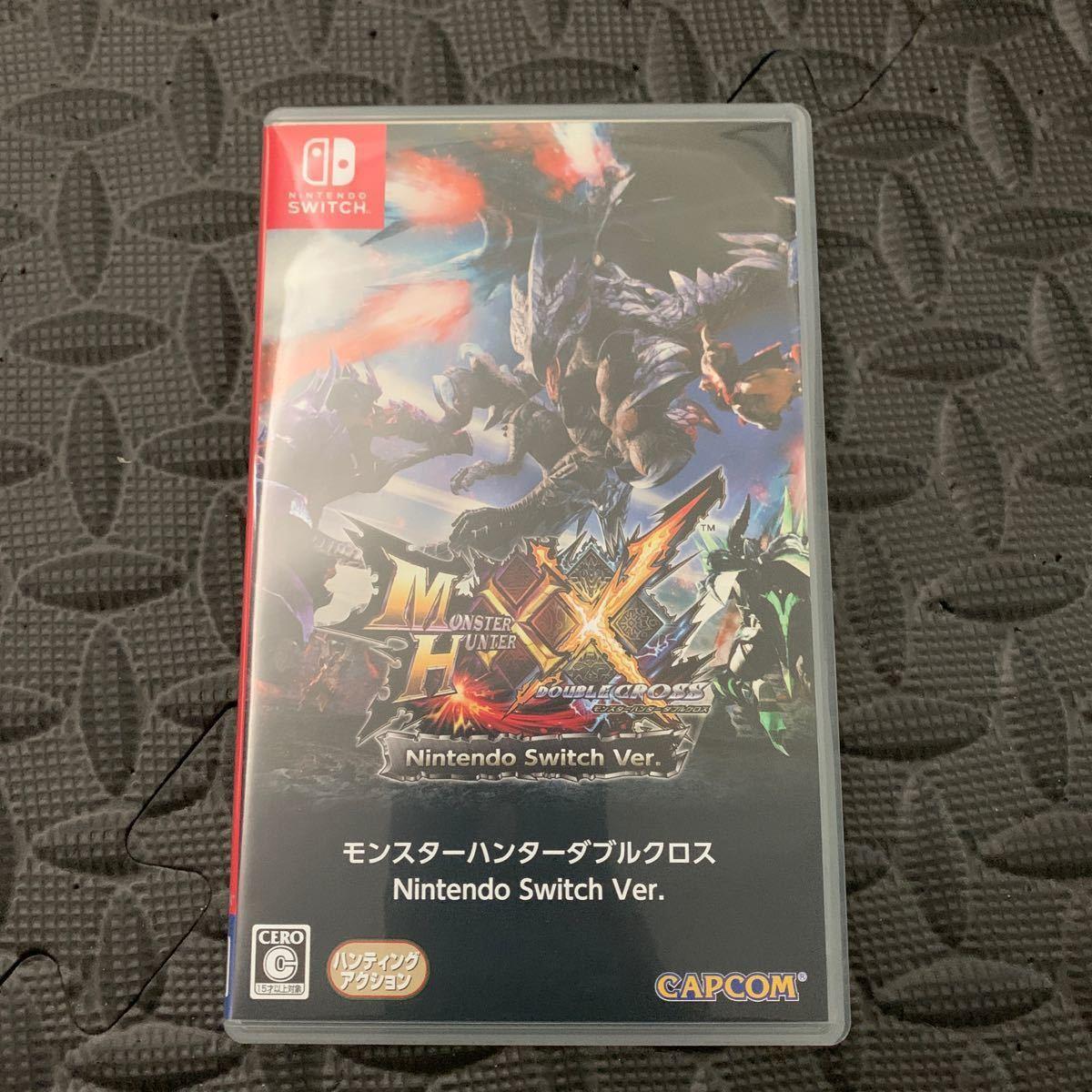 Nintendo Switch モンスターハンターダブルクロス Nintendo Switch Ver. スペシャルパック