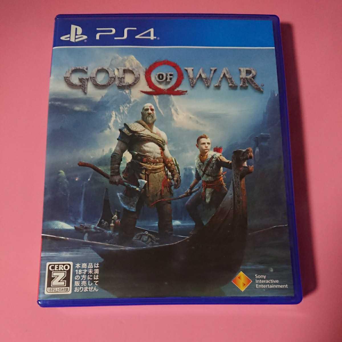 ゴッドオブウォー GOD OF WAR PS4 _画像1