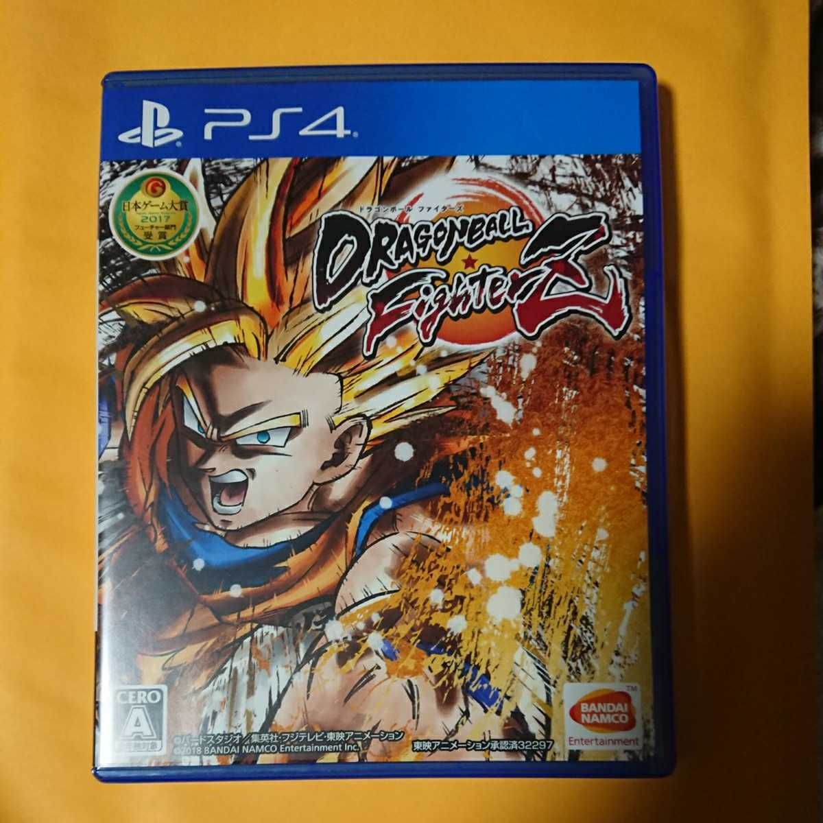 PS4 ドラゴンボール ファイターズ PS4ソフト