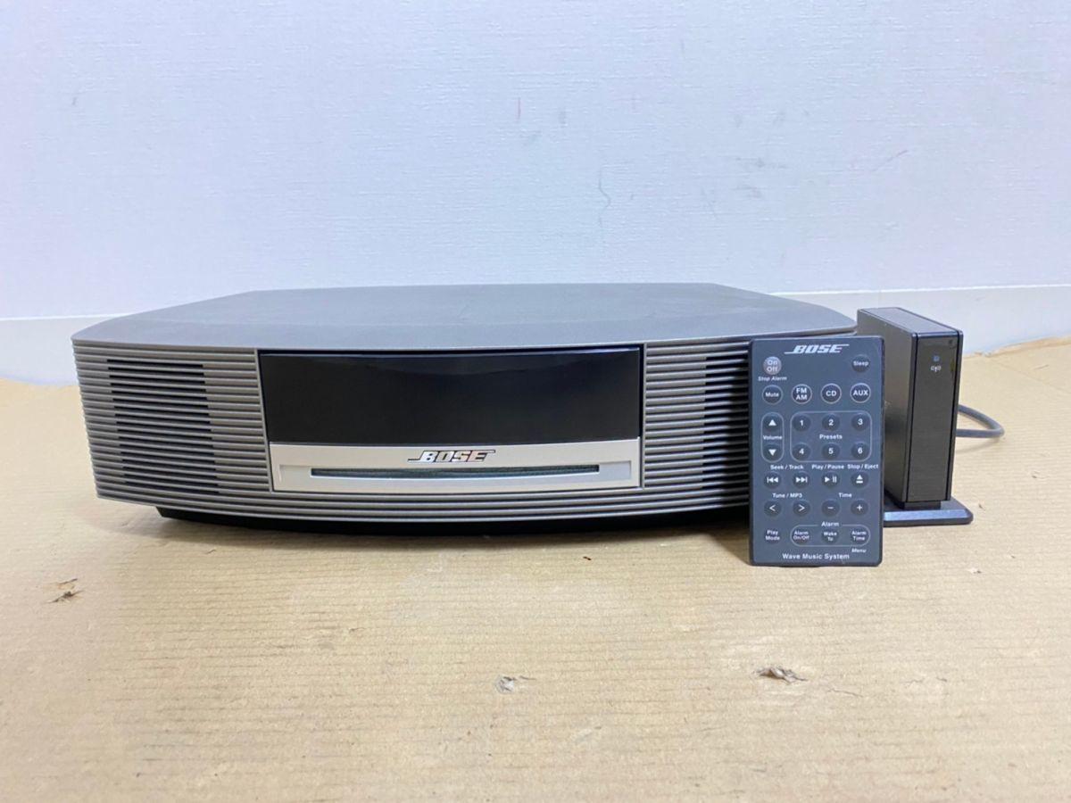 F246-K9-1572 Bose/ボーズ wave music system オーディオ機器 ①