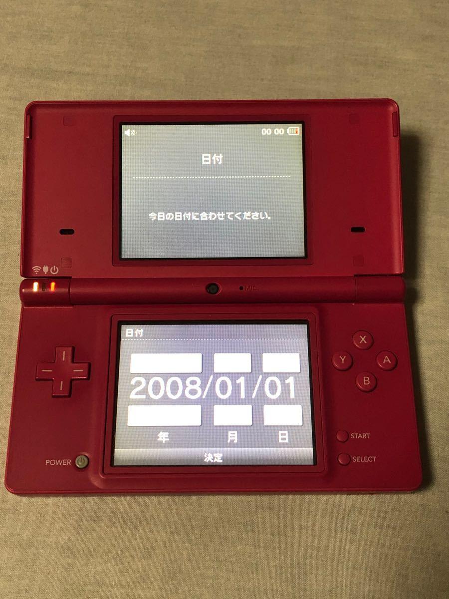 ニンテンドーDSi 本体 任天堂DS ピンク Nintendo DSi