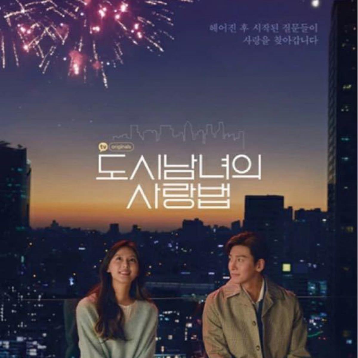 韓国ドラマ Blu-ray 都会の男女の恋愛法