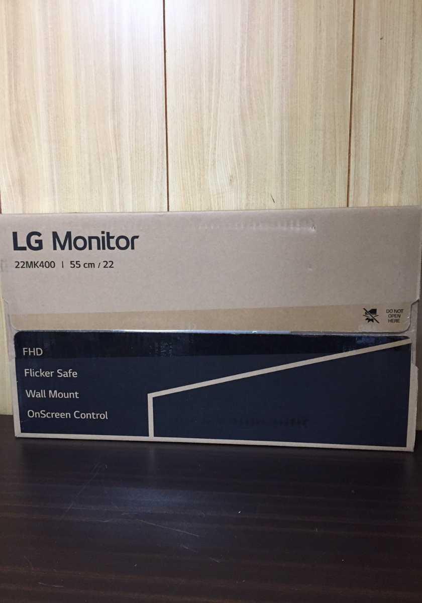 LG電子/エルジー 21.5インチ ゲーミングモニター 22MK400H【sf-11】_画像4
