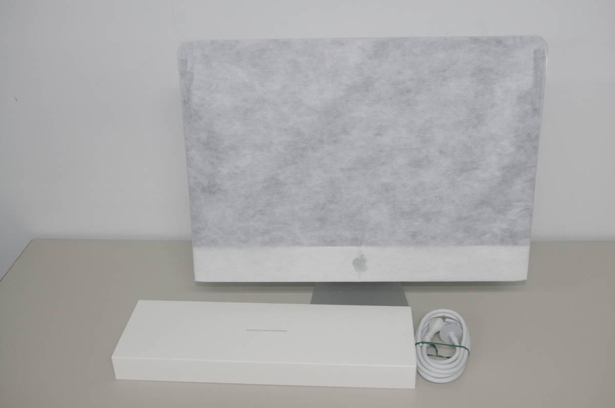 iMac A2116 MODEL Z0VX0006B (Retina 4K,21.5-inch, 2019) CPU 3.6GHz Core i3 Radeon Pro 555X HDD1TB DDR4 8GB Mac OS Big Sur 11.2.3_画像3