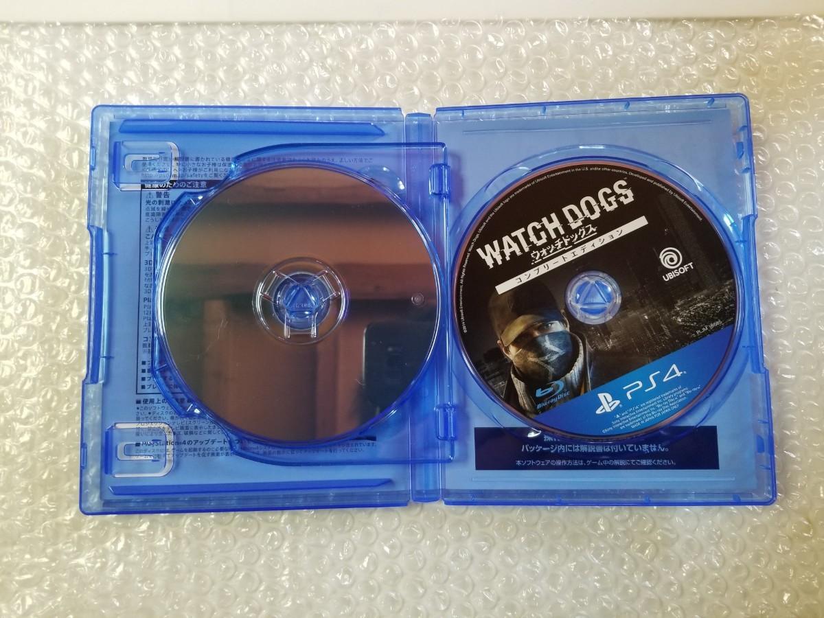 ウォッチドッグス ダブルパック PS4ソフト