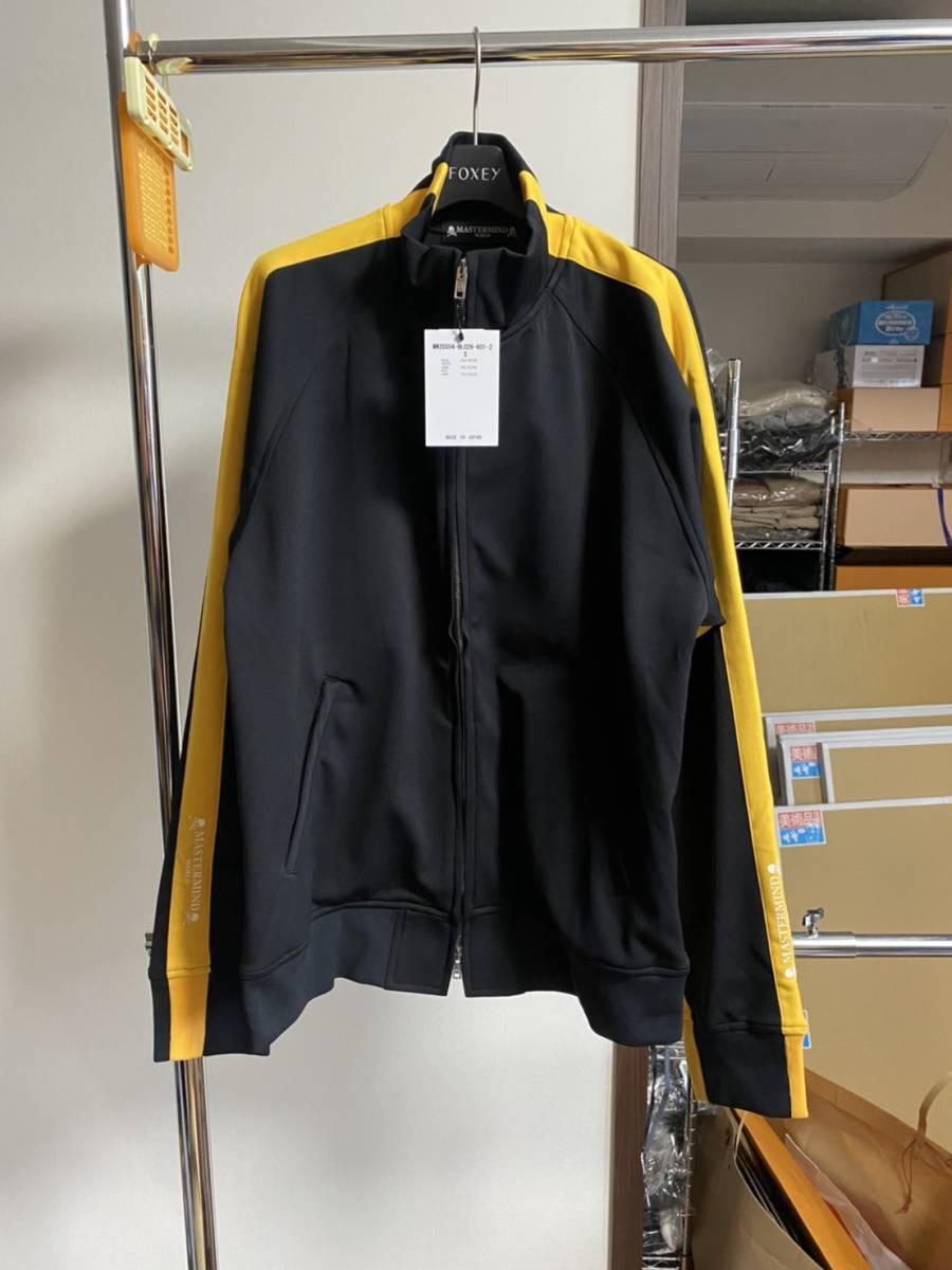 未使用 20ss MASTERMIND WORLD マスターマインド ワールド サイドライン トラックジャケット S_画像1