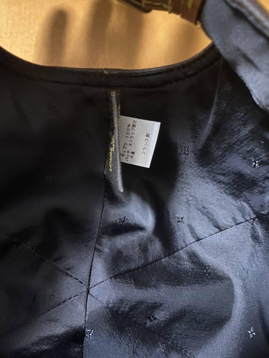 国内正規 Louis Vuitton × Supreme ルイヴィトン シュプリーム 5-Panel Hat モノグラム キャップ_画像4