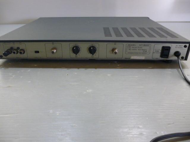 886004 BMB WT-8000 ワイヤレスマイクレシーバー_画像4