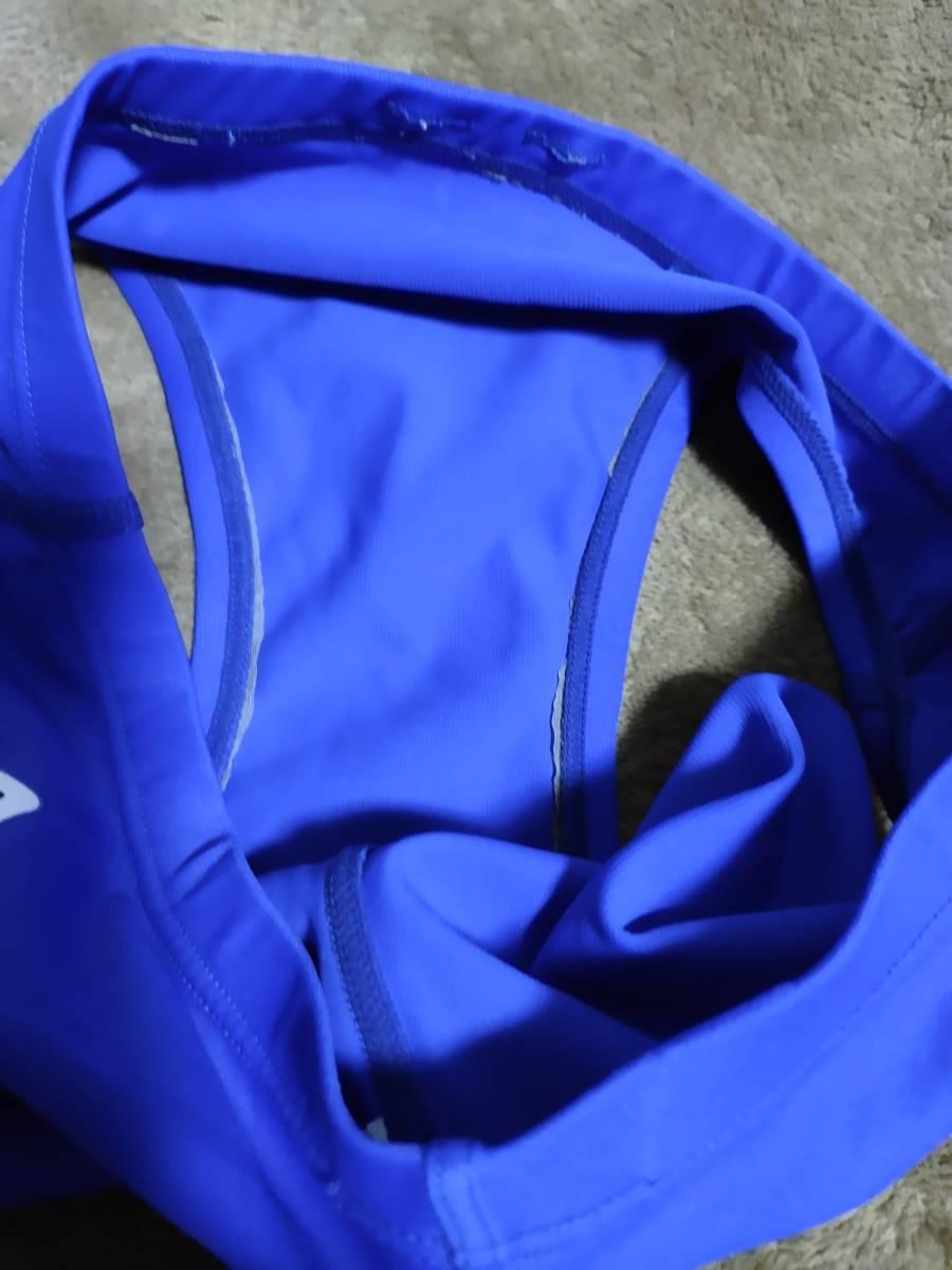 SPEEDO スピード ブーメラン ブルー 男子競泳 Mサイズ USED_画像4