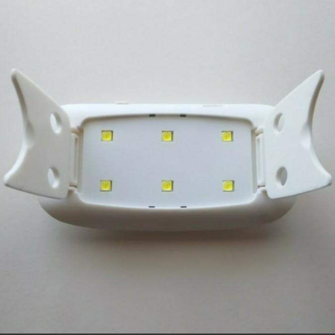 UVランプ LEDランプ セルフネイル レジン ネイルランプ