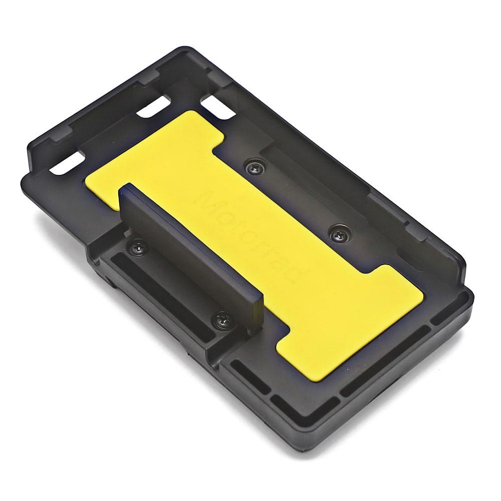 バイク 充電器 ワイヤレス 急速充電 QI スマホ ナビ おすすめ BMW R1200GS R1250GS ADV S1000XR F750GS F850GS カスタム 黒/赤/青/黄色_画像7