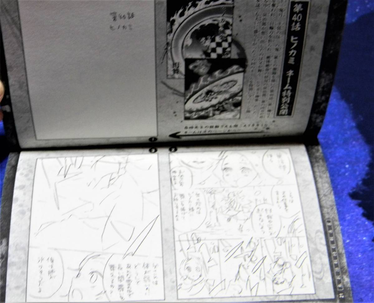 鬼滅の刃 吾峠呼世晴22巻特典 鬼殺隊報特別報告書