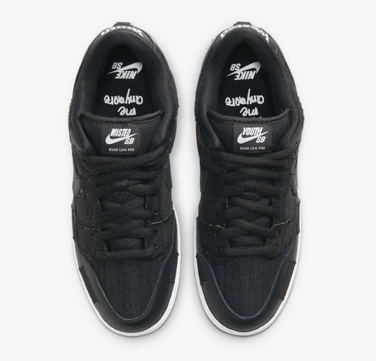Wasted Youth x Nike SB Dunk Low Limited Special Box Size US10.5 28.5 girls don't cry verdy _画像4