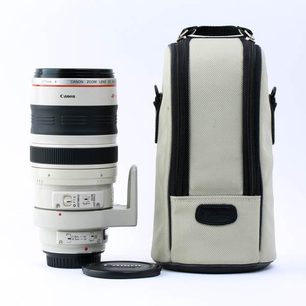 CANON ZOOM LENS キャノン ズーム レンズ EF 100-400mm 1:4.5-5.6 L IS ULTRASONIC 一眼