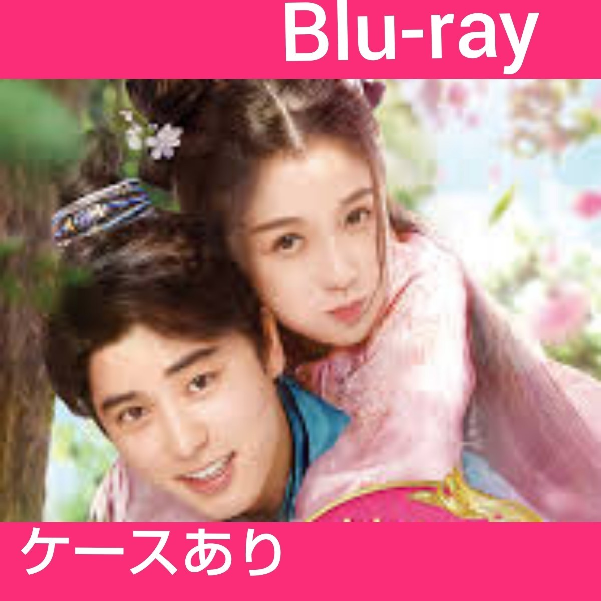 中国ドラマ  若様!私がお守りします 全話 Blu-ray