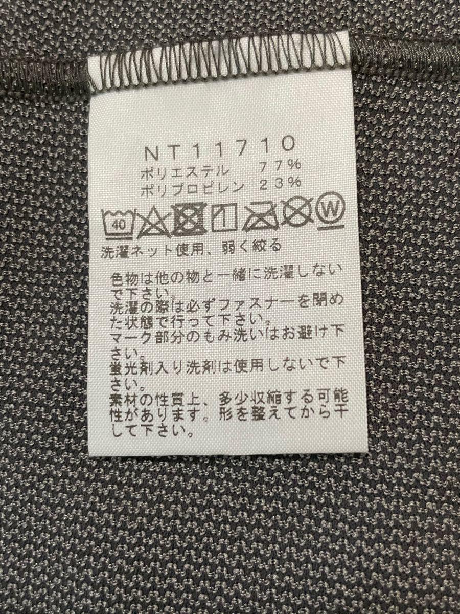 ザノースフェイス (THE NORTH FACE) ショートスリーブ フラッシュドライジップアップ NT11710 メンズ