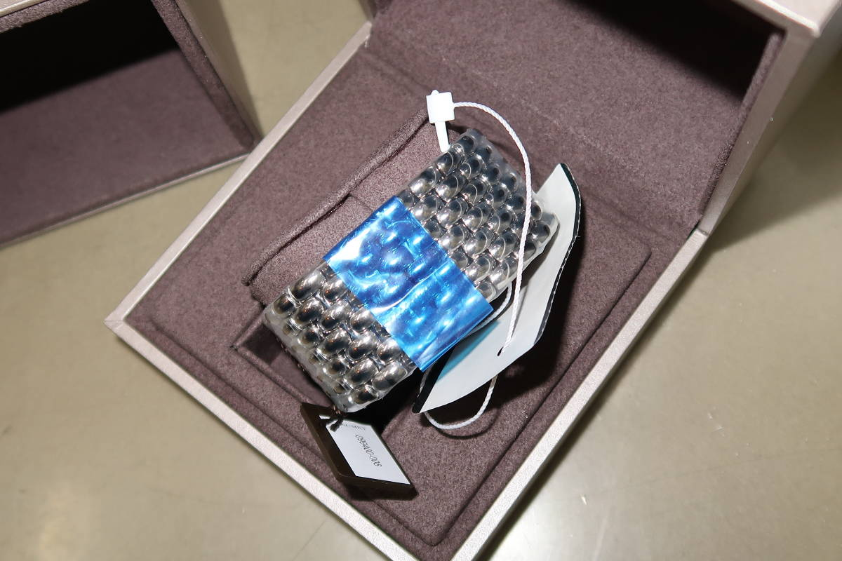 ♪♪未使用 CHAUMET ショーメ 42KB-3151 クォーツ レディース腕時計♪♪_画像3