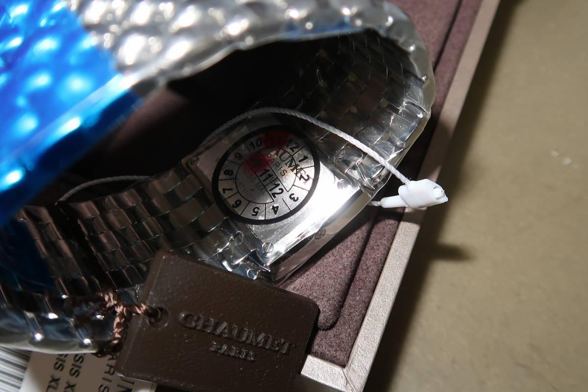 ♪♪未使用 CHAUMET ショーメ 42KB-3151 クォーツ レディース腕時計♪♪_画像4