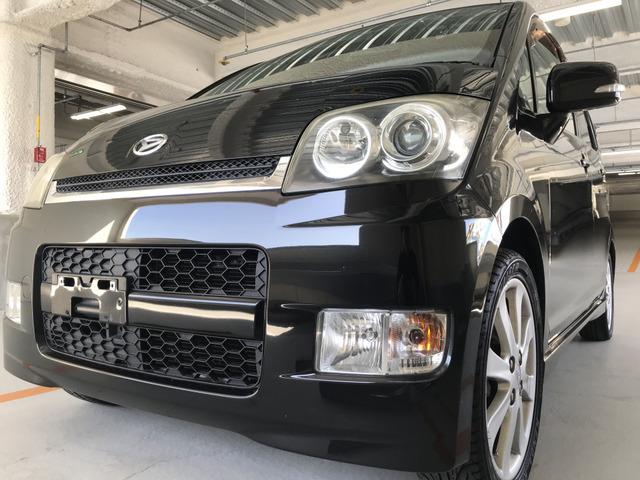 「返金保証付:ムーヴカスタム RS ターボ・ETC・車検(R4.9月)付き@車選びドットコム」の画像1