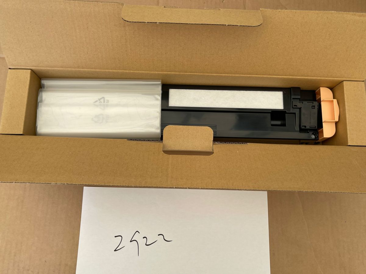 純正未使用★FUJI XEROX 富士ゼロックス トナー回収ボトル CWAA0729★2922_画像3