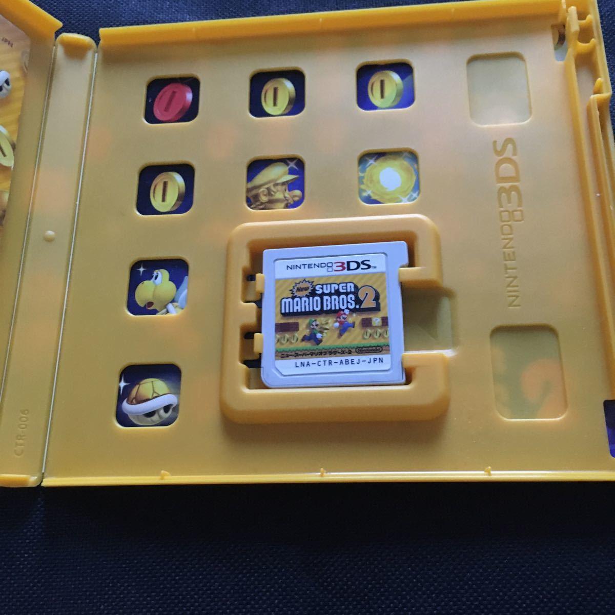 大乱闘スマッシュブラザーズ3DS  Newスーパーマリオブラザーズ2 3DSソフト