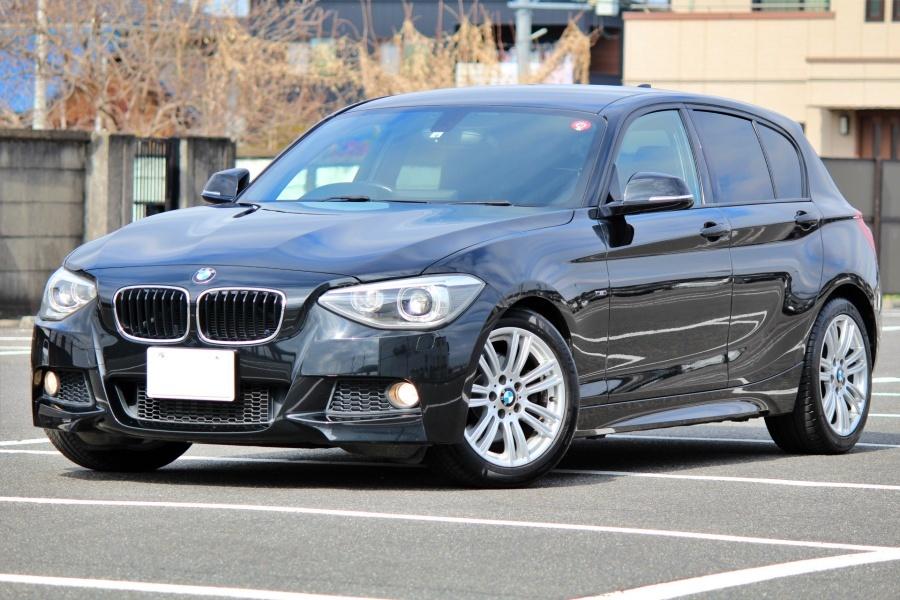 「H24 BMW 116i Mスポーツ 車検R3/6月まで【純正ナビTV/Mスポーツエクステリア・17インチホイール/クルコン/バックカメラ/スマートキー/ETC】」の画像1
