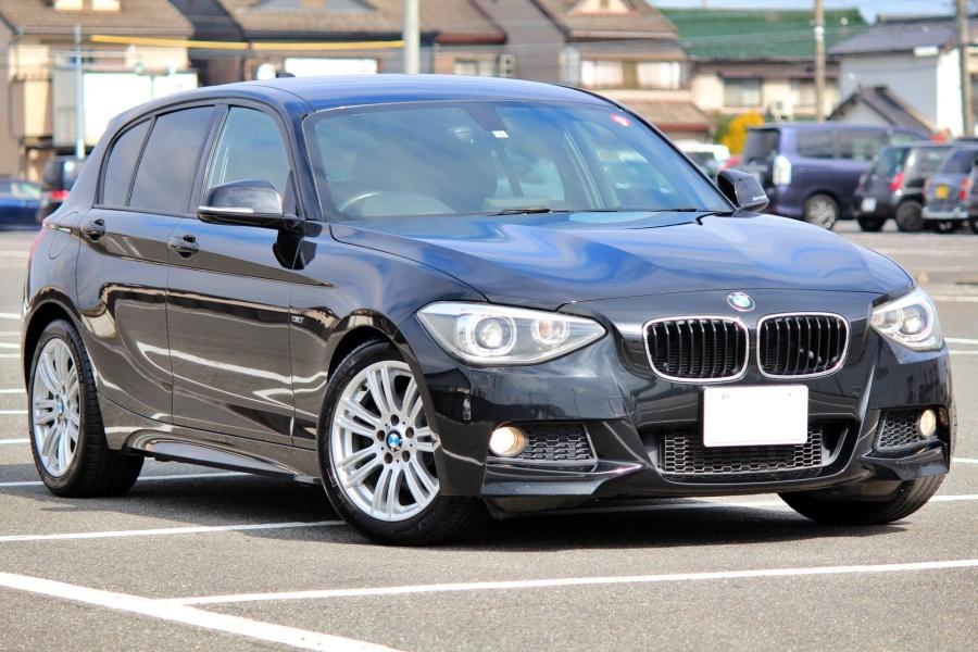 「H24 BMW 116i Mスポーツ 車検R3/6月まで【純正ナビTV/Mスポーツエクステリア・17インチホイール/クルコン/バックカメラ/スマートキー/ETC】」の画像3