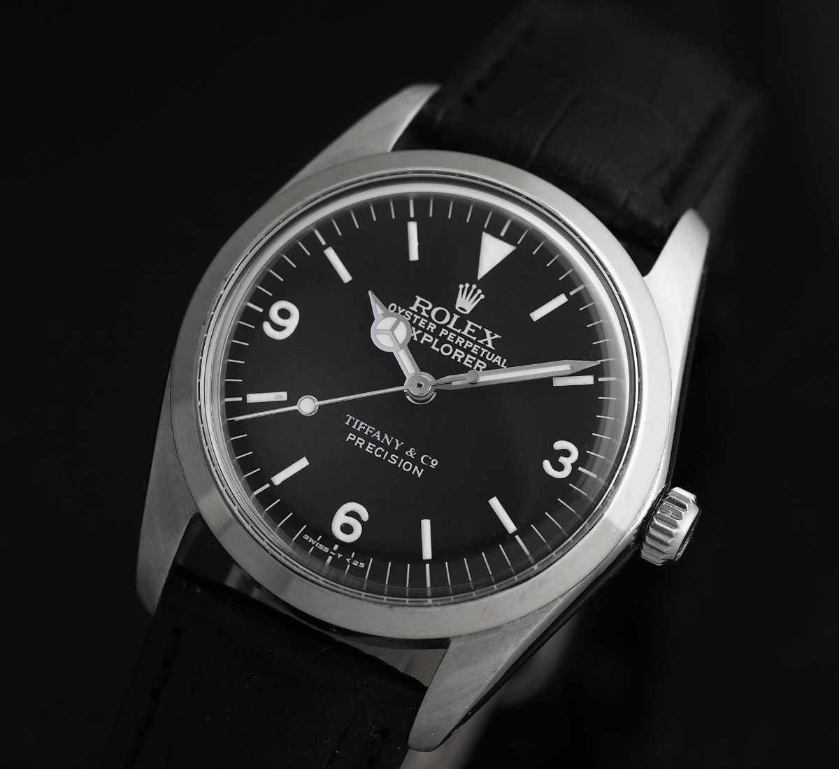 美品 ロレックス エクスプローラー 1972年製 オーバーホール済み ROLEX EXPLORER ヴィンテージ アンティークウォッチ 手巻き 機械式時計