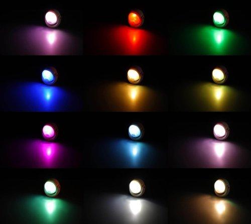 ホワイト ムサシ RITEX 「自由に曲がる三脚で様々な場所に取付可能! 」 LEDどこでもセンサーライト 調色機能搭載 ASL_画像3