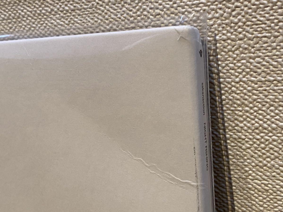 サカナクション 2nd Album NIGHT FISHING 180g重量盤2LPアナログレコード _画像5