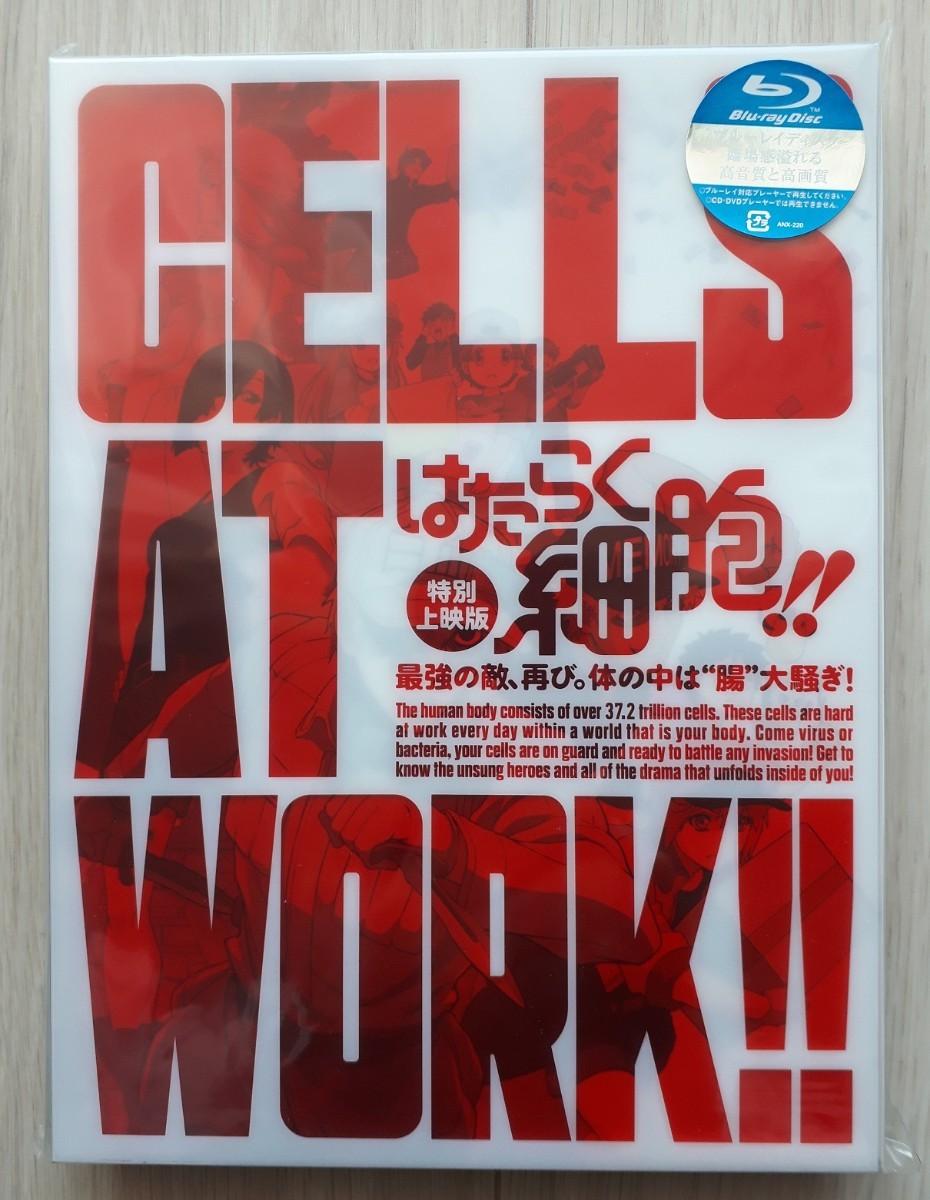 """欠品無し 特別上映版 「はたらく細胞!!」 最強の敵、再び。 体の中は""""腸大騒ぎ! 完全生産限定版 (Blu-ray Disc)"""