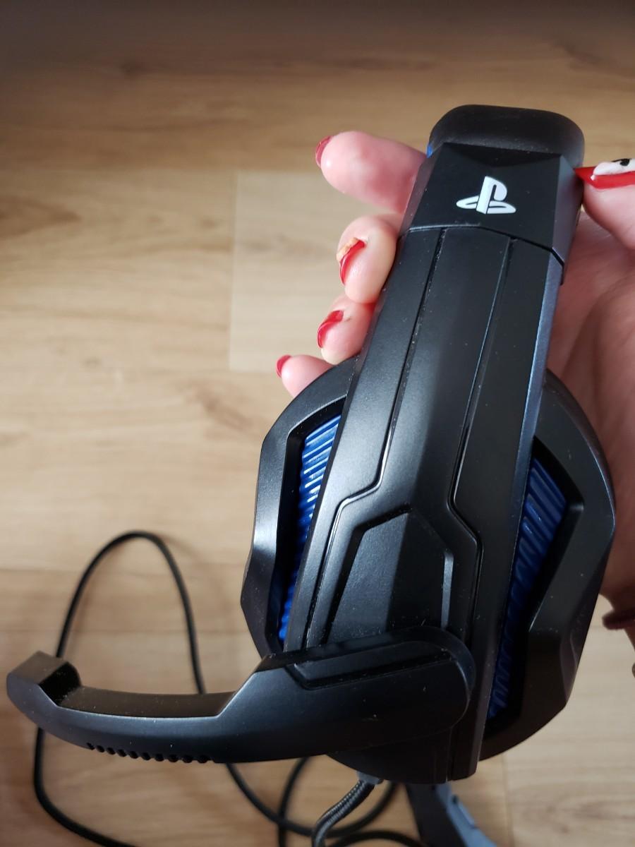PS4 ゲーミング ヘッドホン ヘッドセット イヤホン  PlayStation4