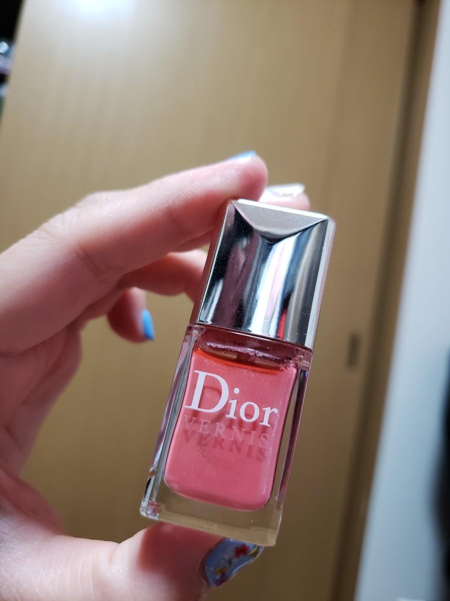 Dior ディオール ヴェルニ 473 パプリカ ネイル ネイルカラー マニキュア