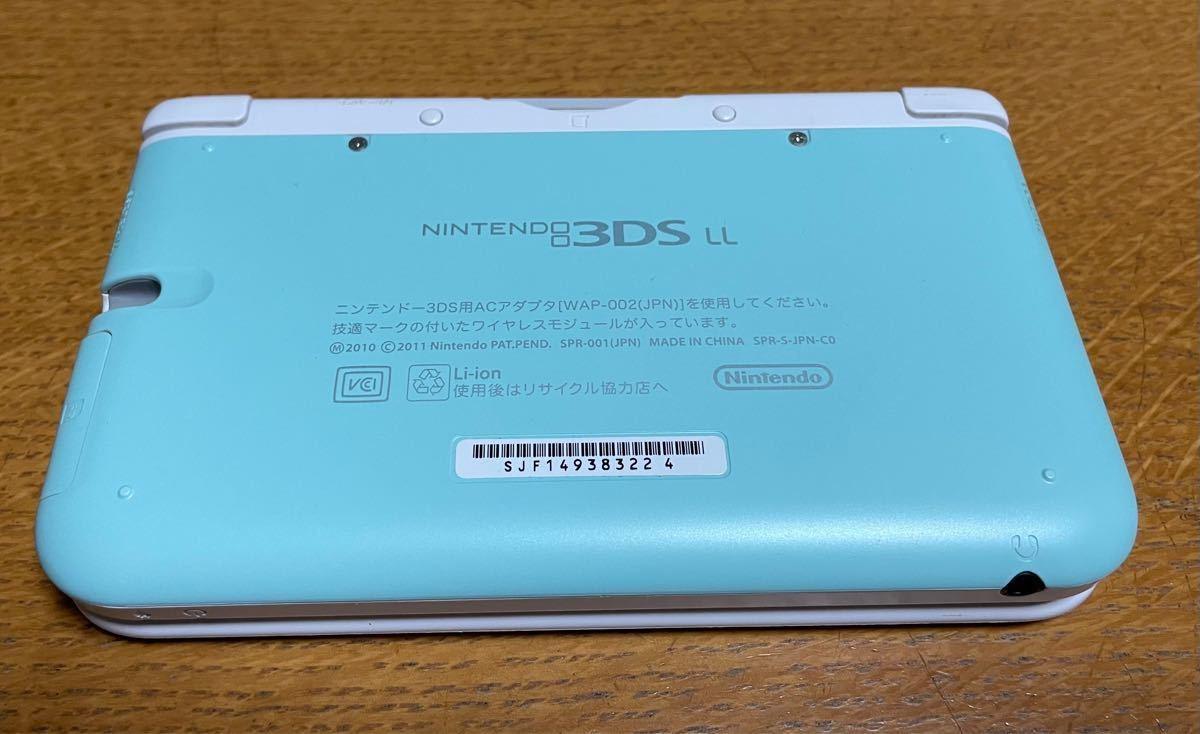 ニンテンドー3DS LL 、3DS  ソフト6本付き