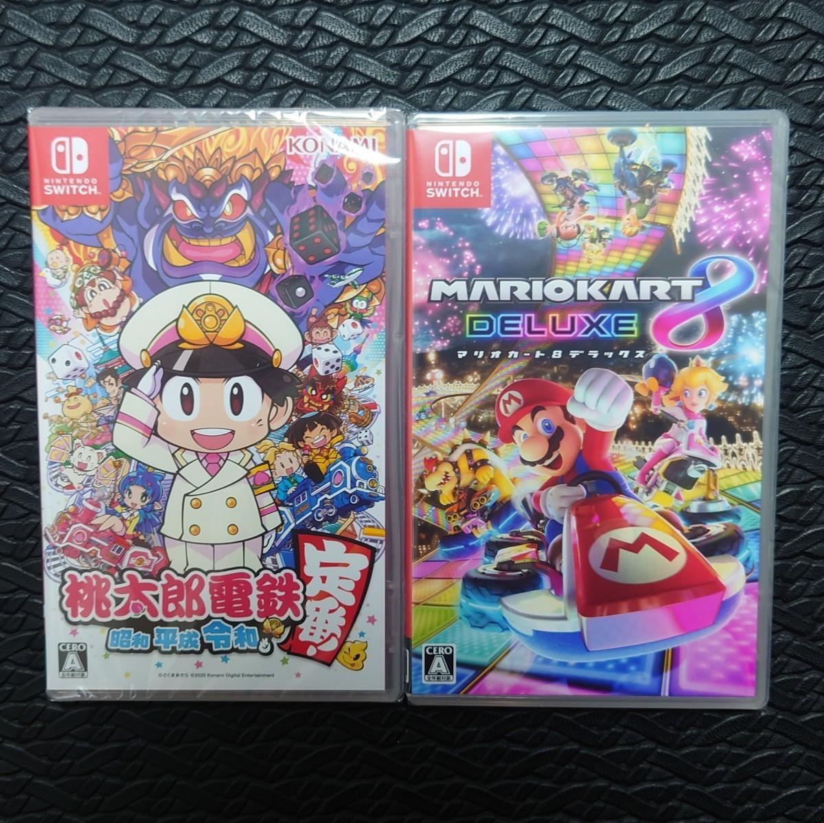 桃太郎電鉄 桃鉄  マリオカート8デラックス Nintendo Switch