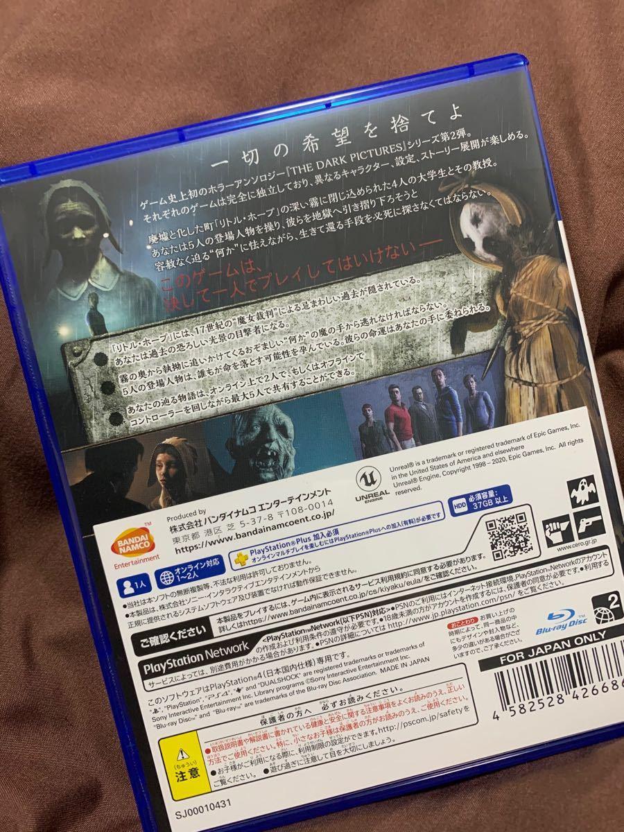 リトルホープ PS4