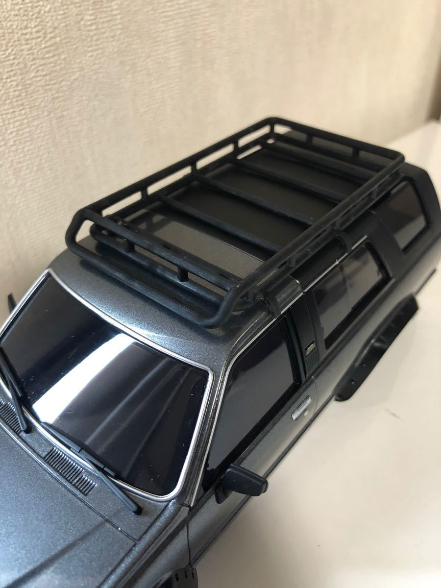 ミニッツ 4x4 トヨタ 4ランナー用 ルーフキャリア 4×4