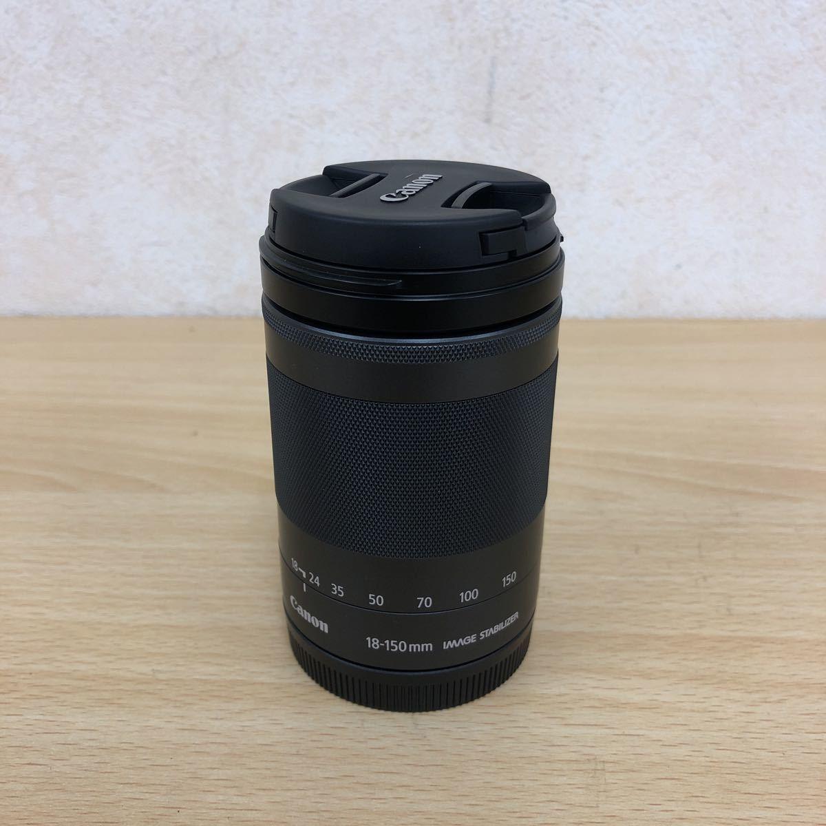 1円~ 美品 Canon EF-M 18-150mm F3.5-6.3 IS STM レンズ キヤノン