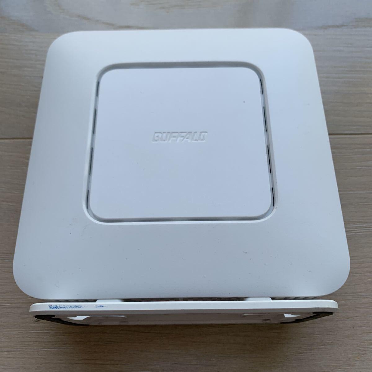 バッファロー無線LAN BUFFALO WSR-1166DHP3-WH ホワイト