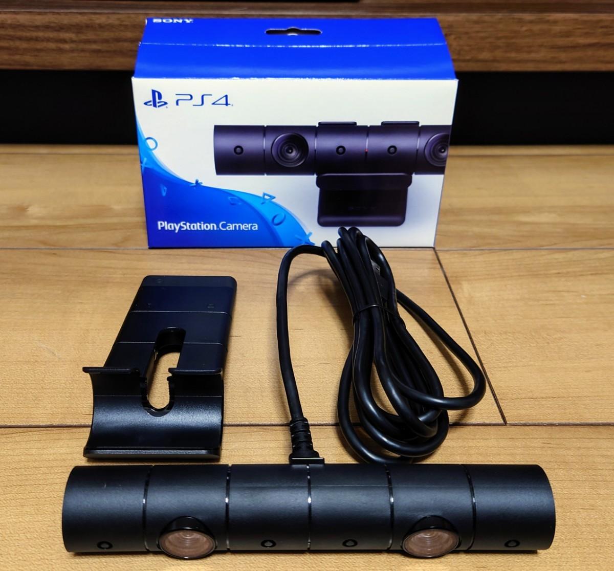 【美品】PS4 PlayStation Camera CUH-ZEY2J