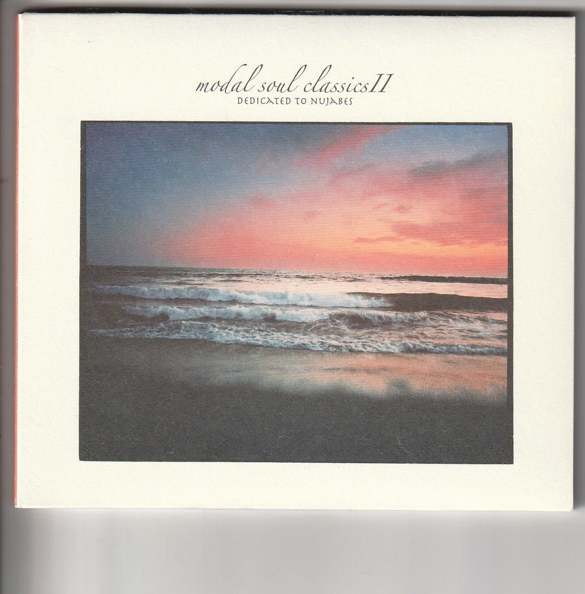アルバム!Nujabes [modal soul classics II -dedicated to...Nujabes-]