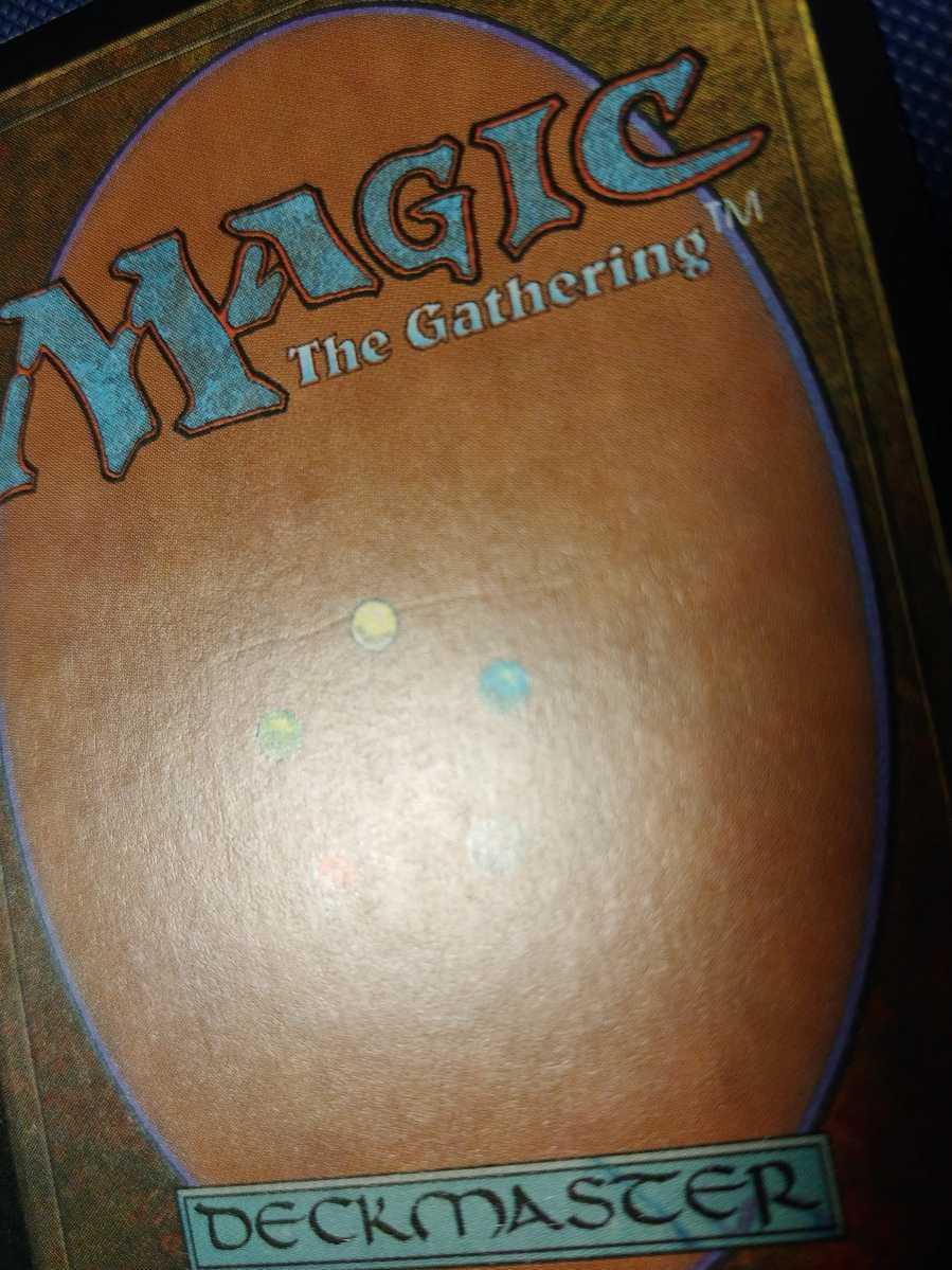 MTG ULG foil 厳かなモノリス 英語_画像5