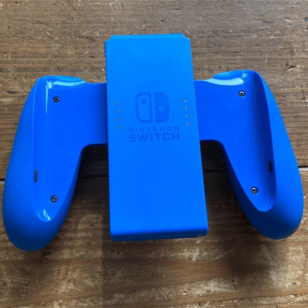 Nintendo Switch ジョイコン Joy-Conグリップ 純正品